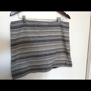 GAP Skirts - TRIBAL PRINT MINI